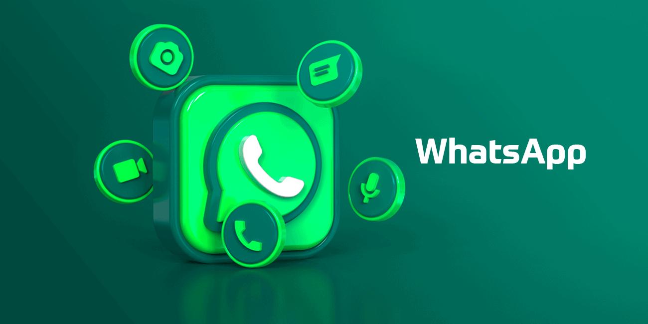 WhatsApp é utilizado por 80% dos usuários para conversar com marcas